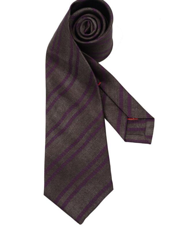 Isaia Napoli sevenfold tie