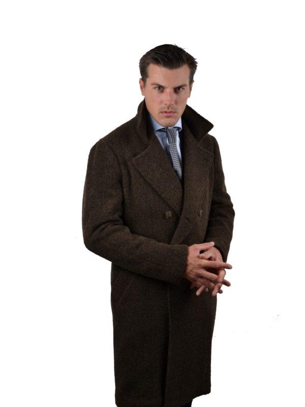 Stile Latino casentino overcoat