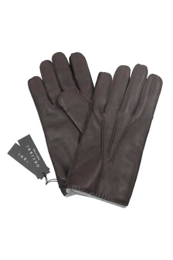 Orciani gloves leather