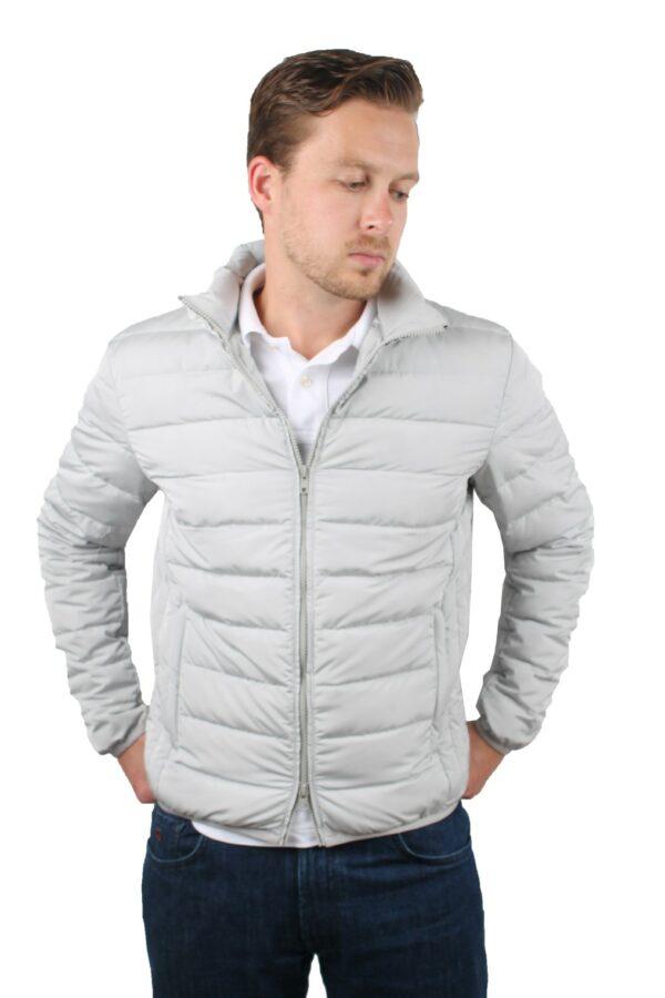 Isaia Napoli puffed coat