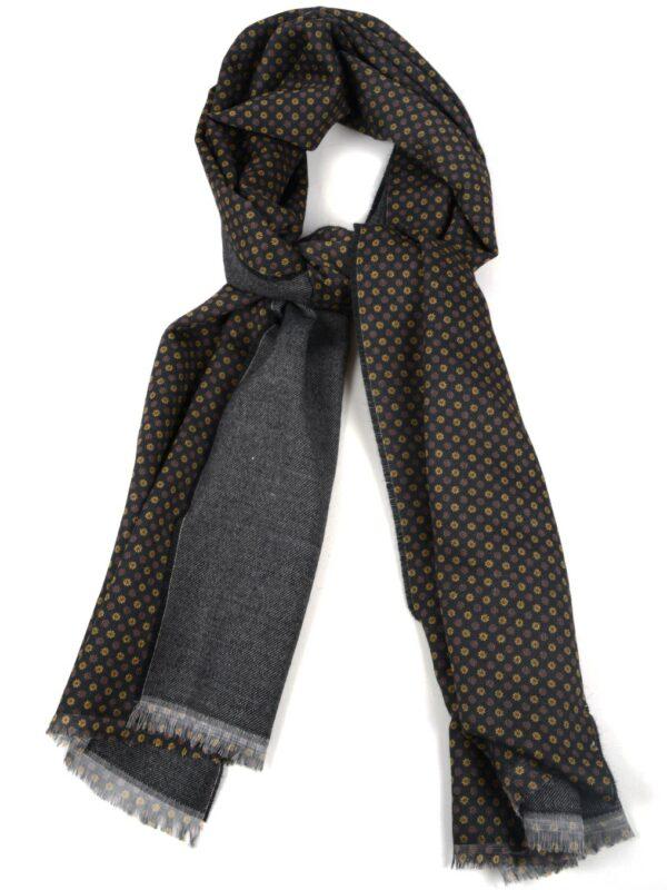 Cordone1956 wool scarf