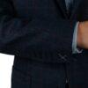 IGN Joseph flannel blazer