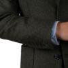 IGN Joseph flannel blazer green