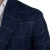 Cordone1956 fall winter 19-20 wool checkered suit checkered