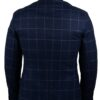 Cordone1956 fall winter 19-20 wool checkered suit back