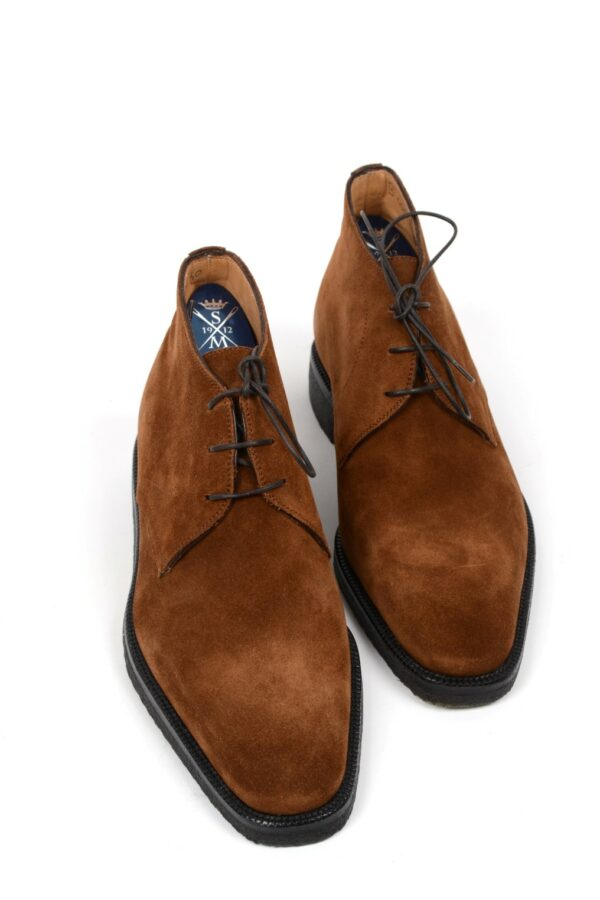 Sutor Mantellassi boots with crepe sole
