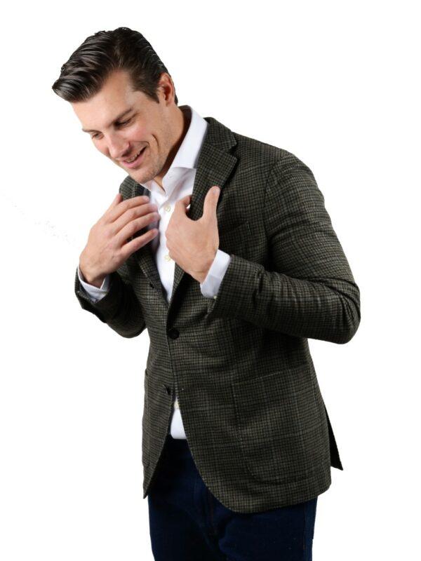 Boglioli wool blazer