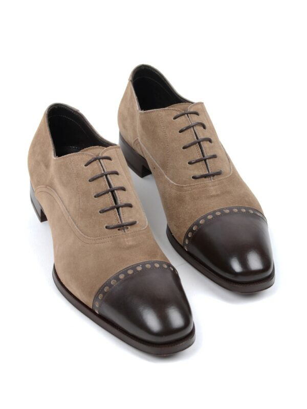 Max Verre suede shoes