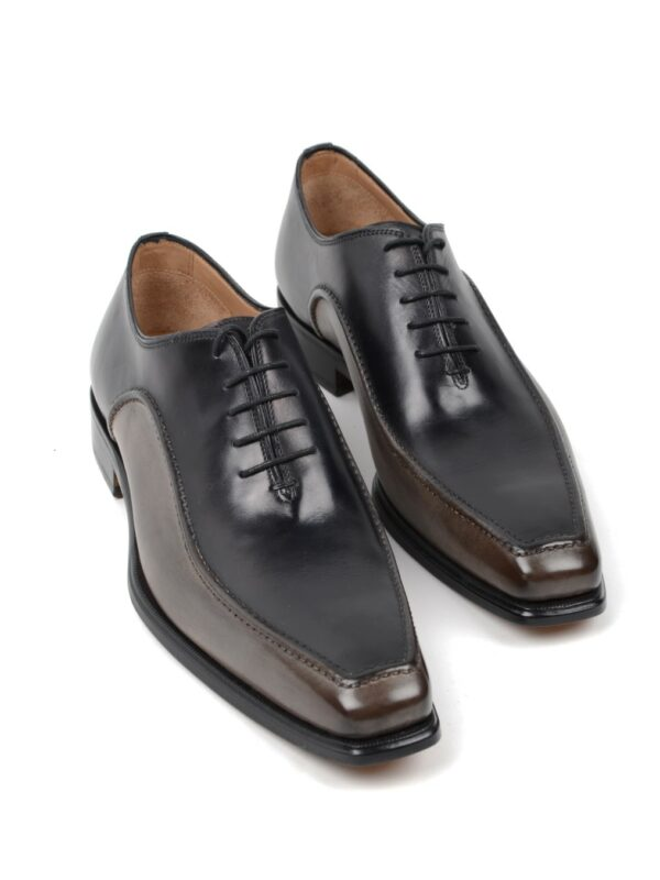Stefano Branchini shoes two tone