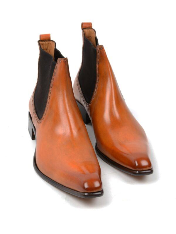 Stefano Branchini chelsea boots