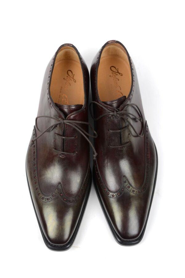Stefano Branchini wing tip shoes