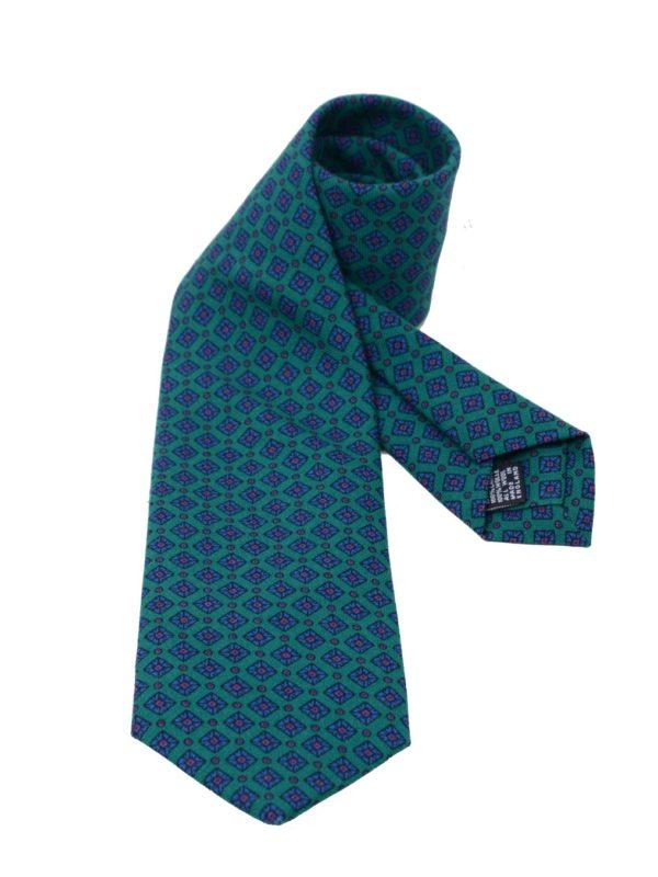 Drakes wool tie