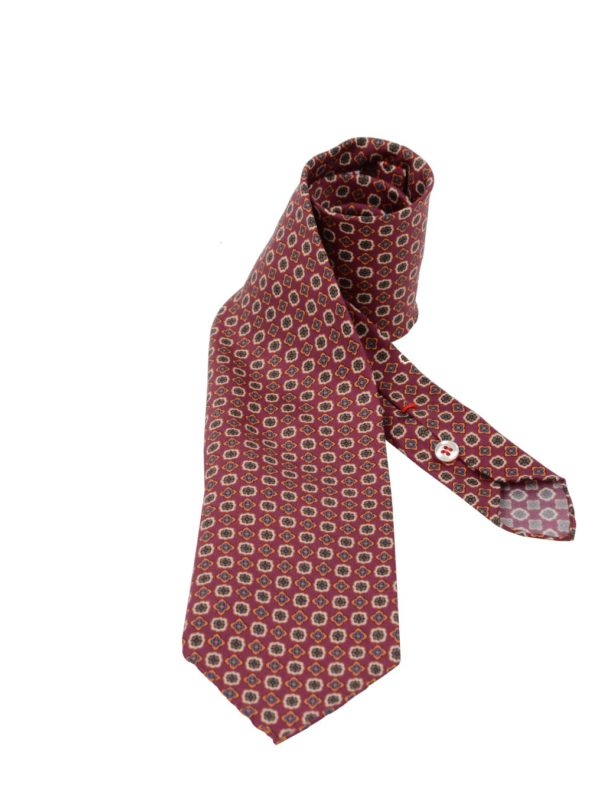 Cordone1956 sevenfold tie
