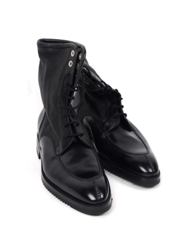 Barrett boots black split toe