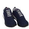 Kiton sneakers navy