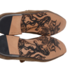Paolo Scafora penny loafers reversed sole