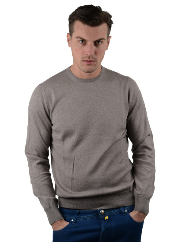 Barba Napoli sweater brown