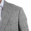 Ermenegildo Zegna blazer linen wool silk