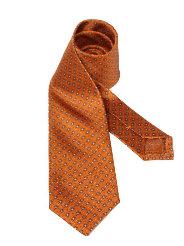 Brioni silk tie handmade