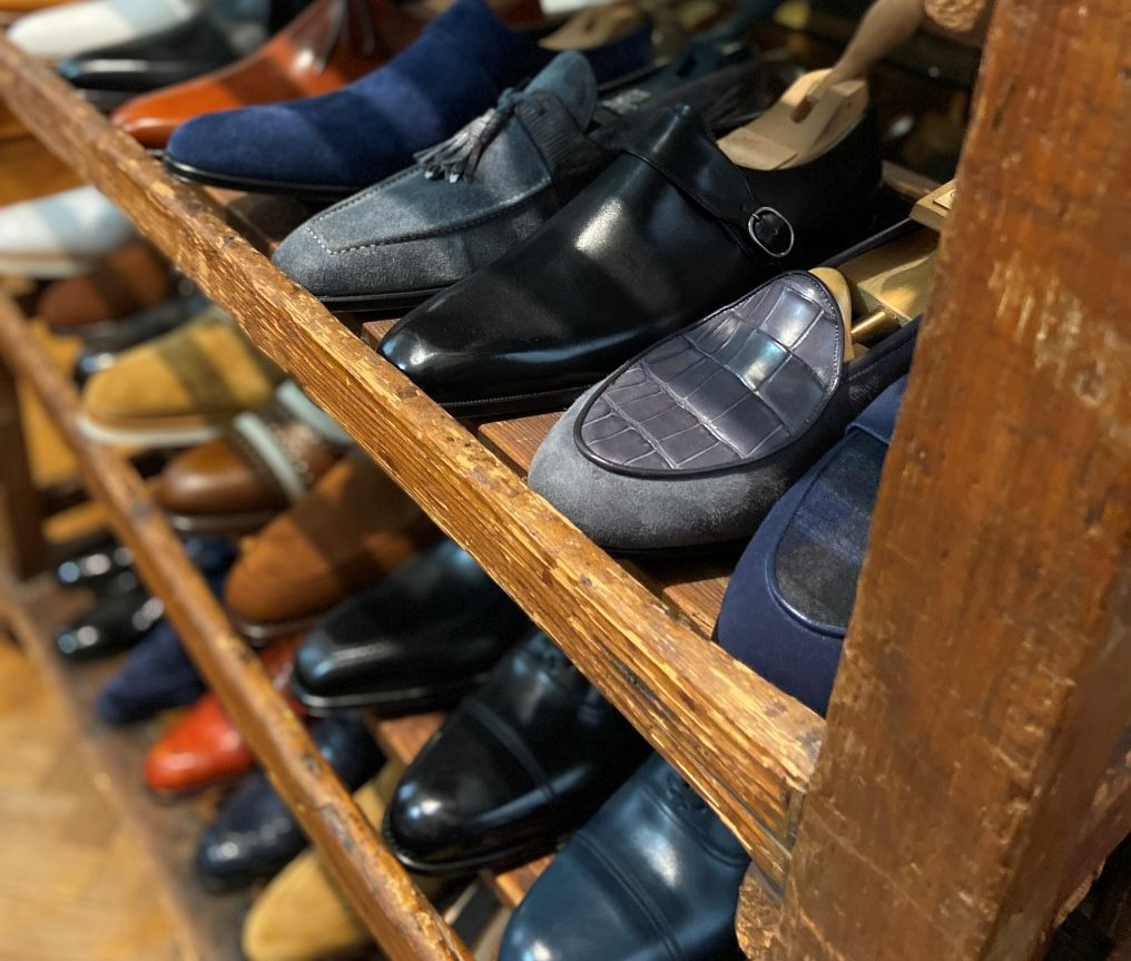 Ducal Firenze shoes
