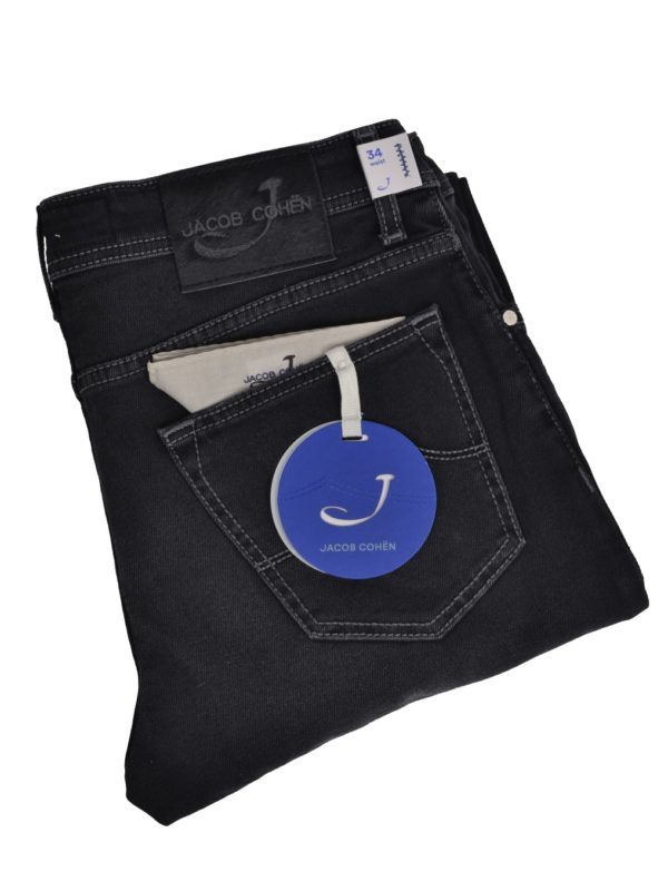 Jacob Cohen jeans 622 black
