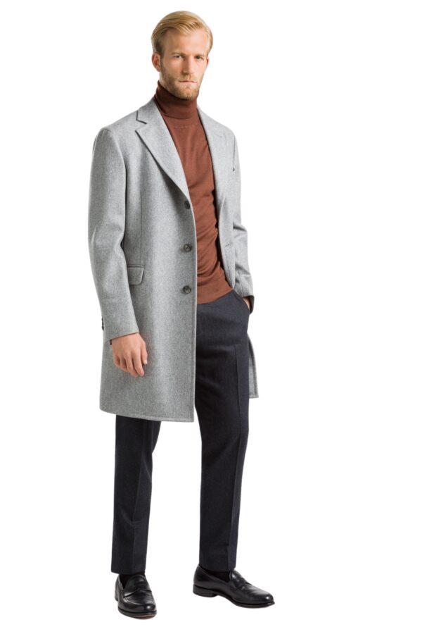 Boglioli wool coat