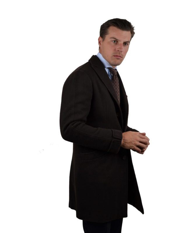Stile Latino wool overcoat