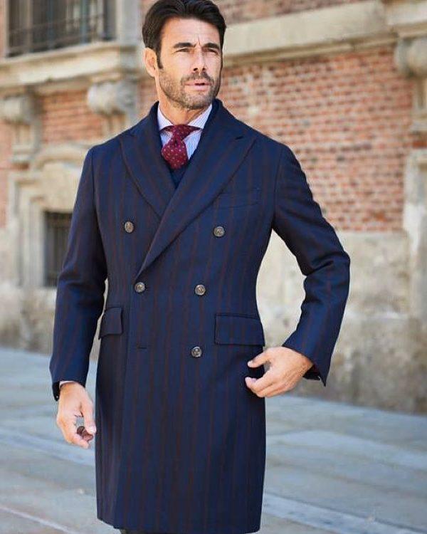 Stile Latino overcoat