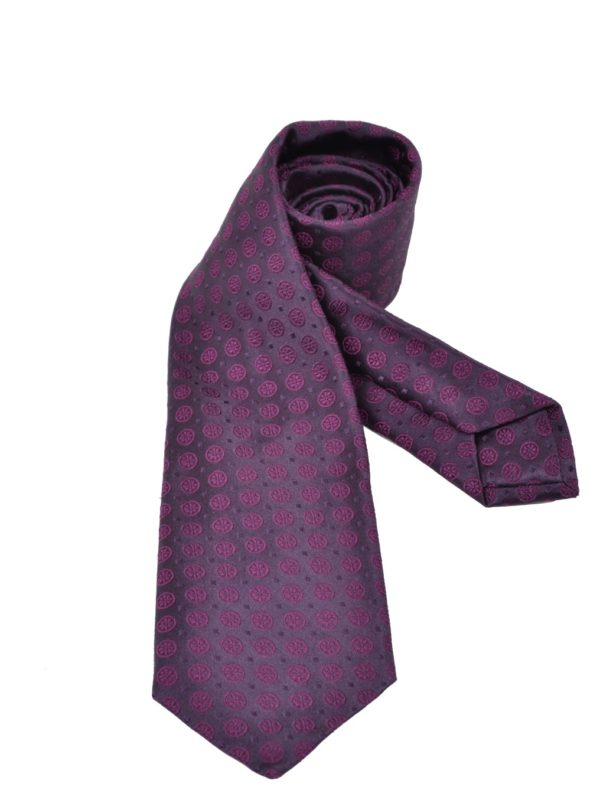 Kiton Napoli handmade tie