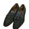 Ducal Firenze crocodile leather loafers