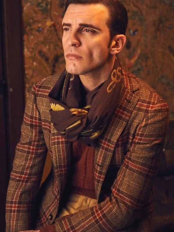 Stile Latino camel blazer