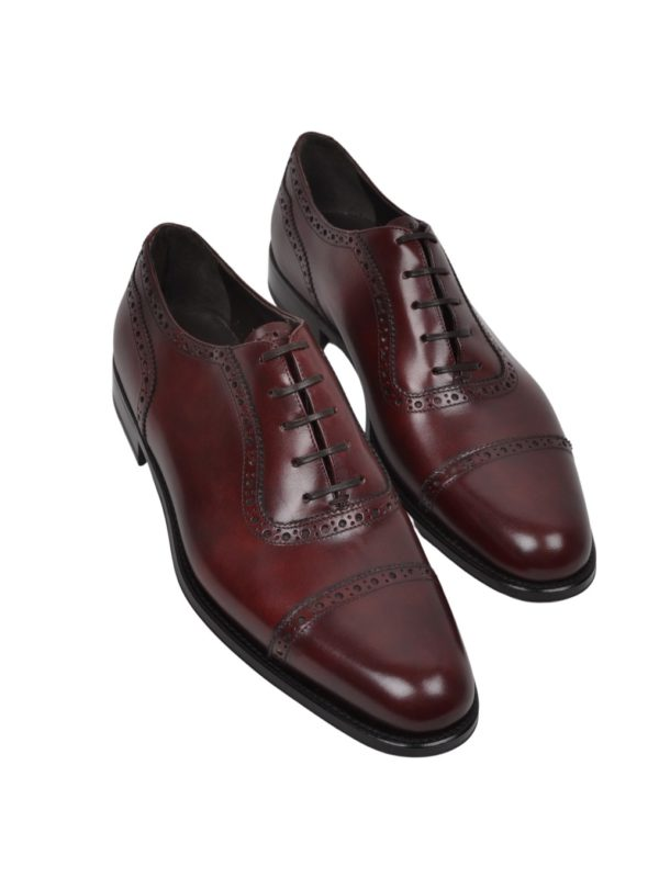 Ducal Firenze oxford bordeaux