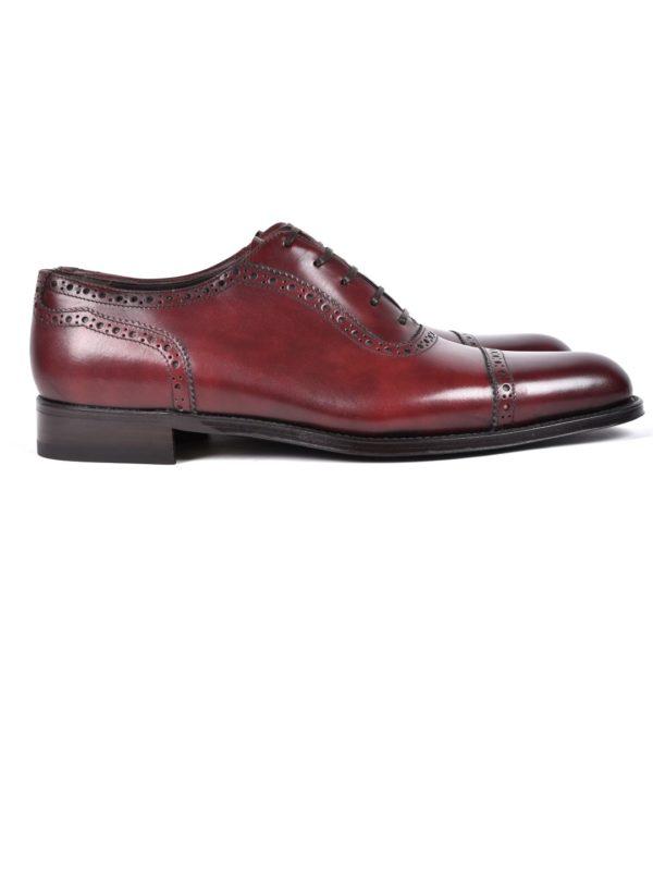 Ducal Firenze oxford shoes burgundy