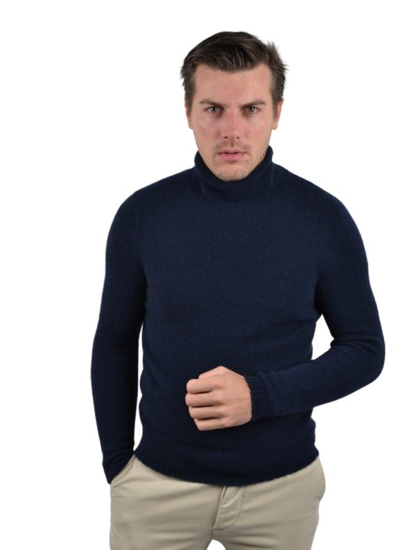 Stile Latino turtleneck sweater