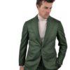 Stile Latino flannel suit handmade