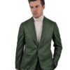 Stile Latino flannel suit green