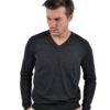 Stile Latino cashmere v neck sweater