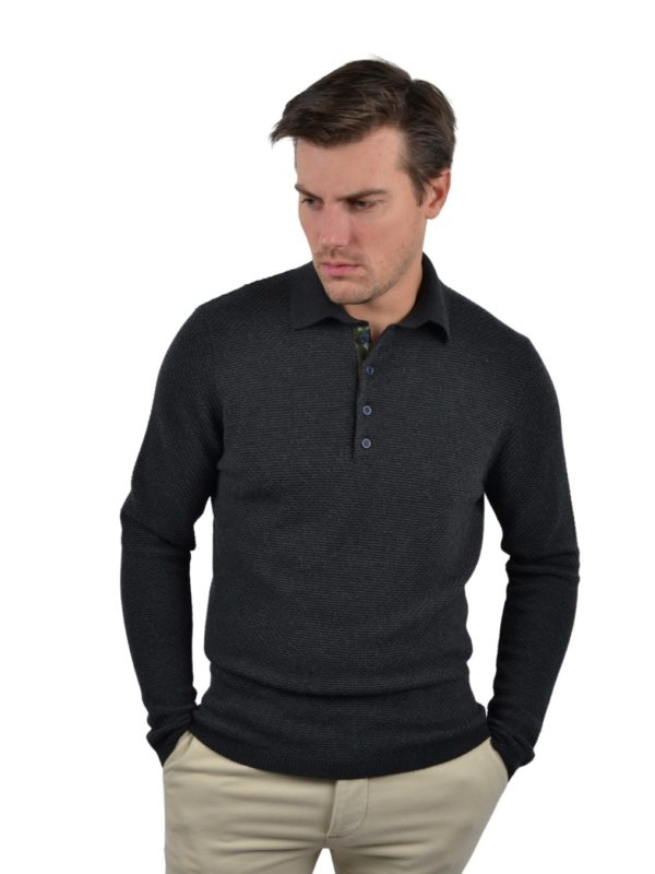 Stile Latino polo sweater