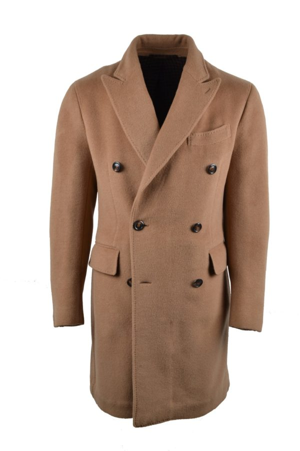 Stile Latino baby camel coat