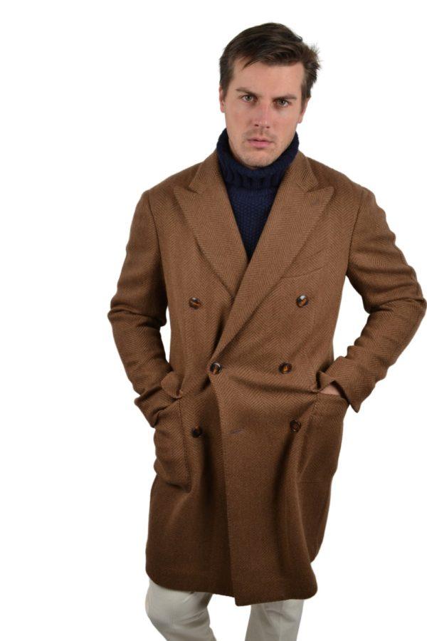 Stile Latino double breasted coat