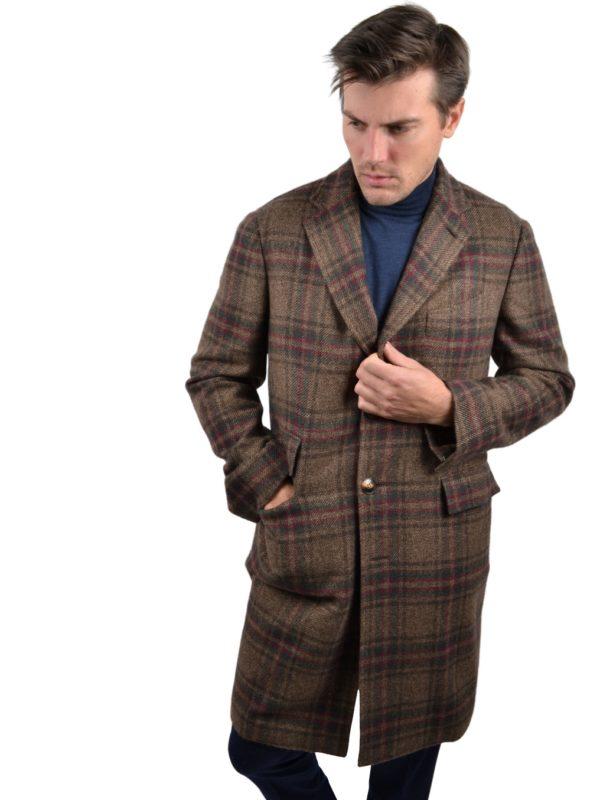Stile Latino cashmere coat