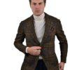 Stile Latino wool blazer