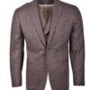 Stile Latino three piece wool suit