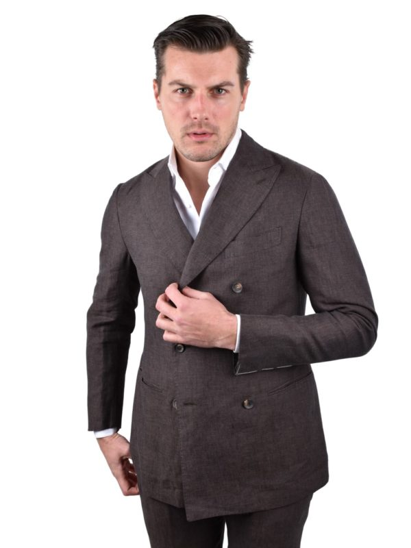 Stile Latino linen suit