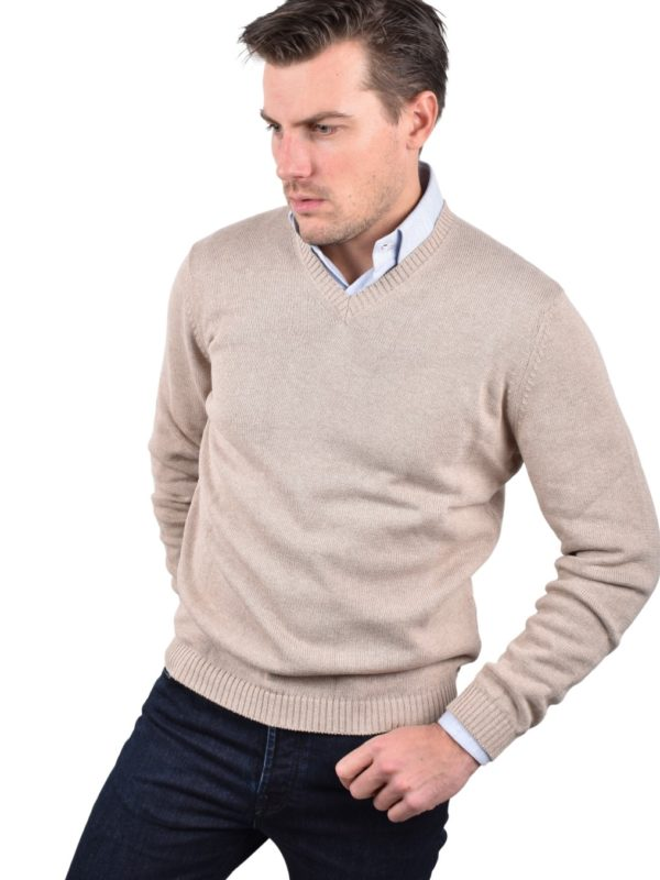 Stile Latino cotton sweater
