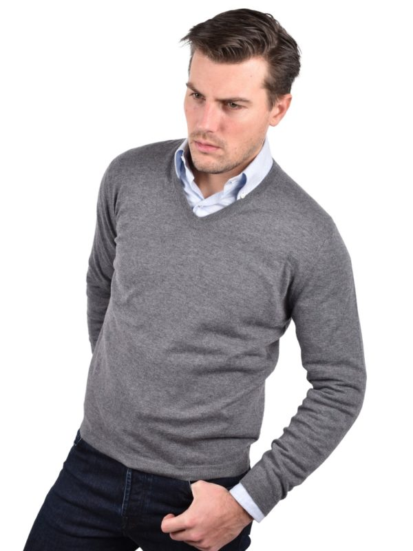 Stile Latino cashmere wool sweater