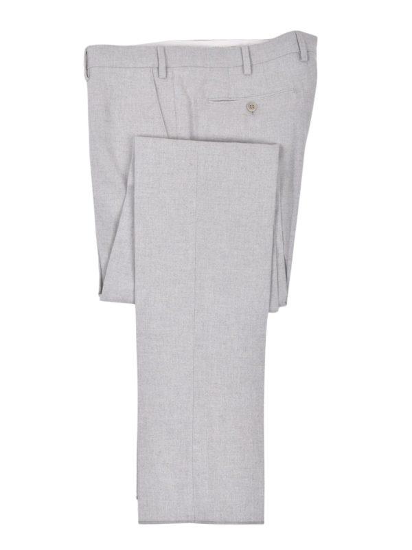 Loro Piana flannel cotton trousers