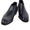 Enzo Bonafe half chelsea boots