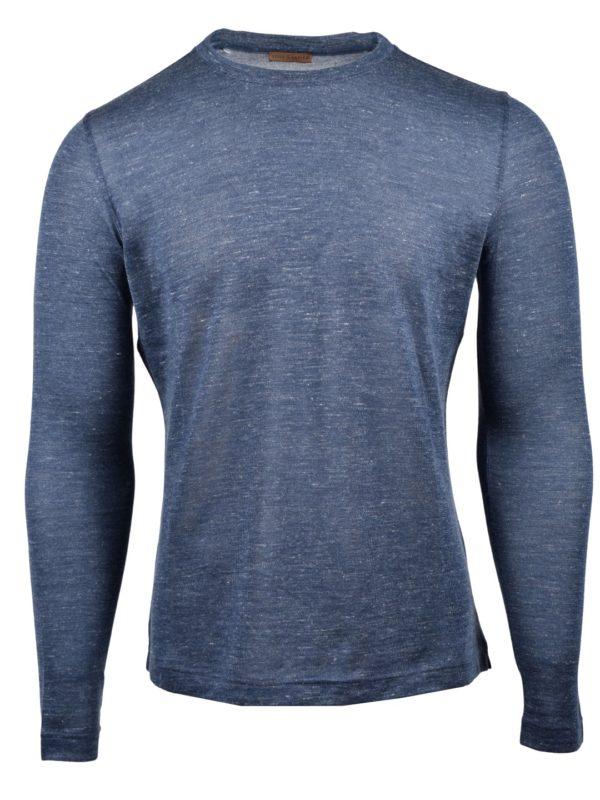 Stile Latino jumper cashmere blue