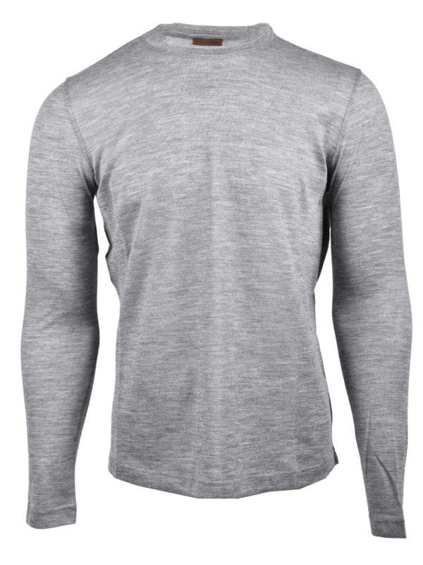Stile Latino jumper cashmere gray